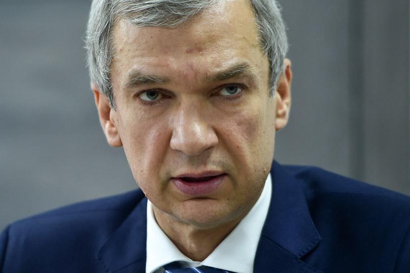 Paweł Łatuszka /SERGEI GAPON /AFP