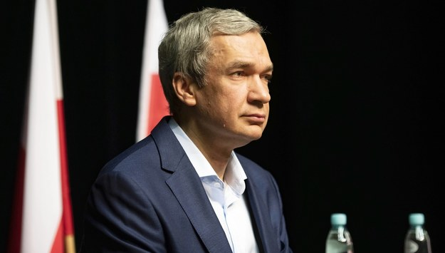 Paweł Łatuszka /Michał Zieliński  /PAP
