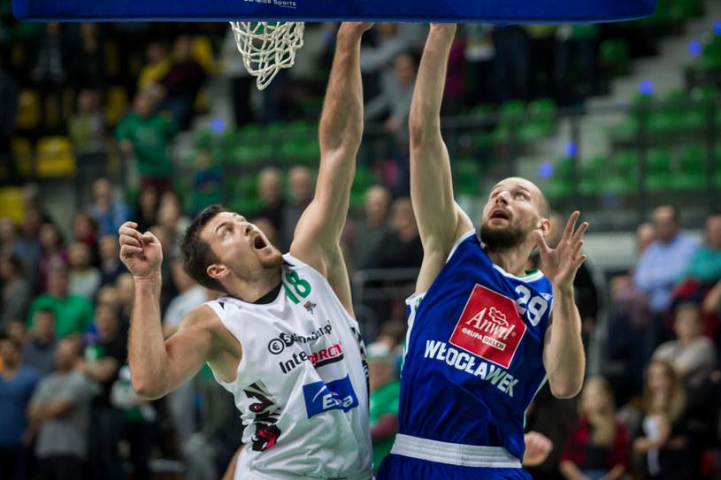 Paweł Leończyk (po prawej) /Piotr Kiełpin /Newspix