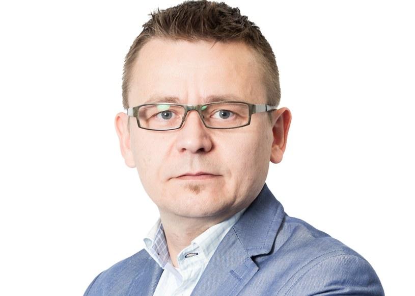 Paweł Lewandowski, dyrektor ds. Analiz i Wsparcia Narzędziowego w PZU /materiały prasowe