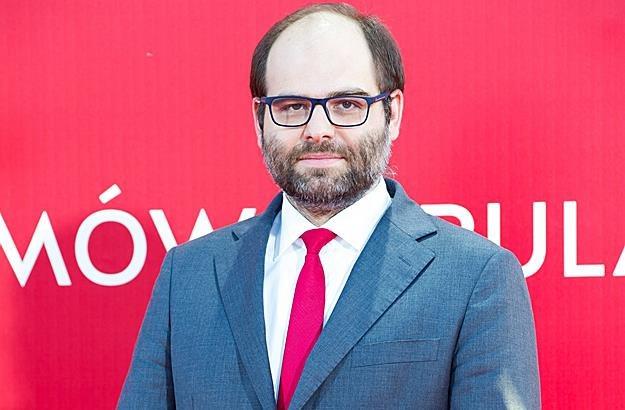 Paweł Lewandowski, wiceminister kultury. Fot. Wojciech Stróżyk /Reporter