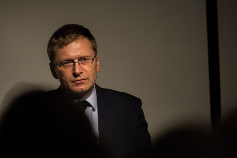 Paweł Lisiecki - jeden z posłów, który złożył zawiadomienie w tej sprawie /Pawel Wisniewski /East News