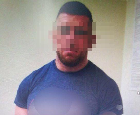 Paweł M., pseudonim Misiek był od dawna poszukiwany przez policję /foto. CBŚP /