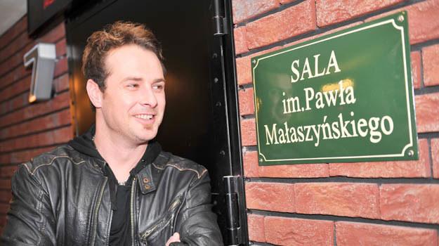 Paweł Małaszyński do końca życia ma darmowe bilety do kina Helios /Agencja FORUM