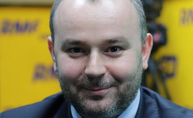 Paweł Mucha o współpracy na linii Duda-Kaczyński: Jest dobra