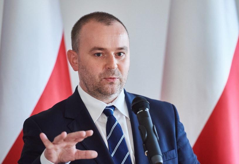 Paweł Mucha /Adam Warżawa /PAP