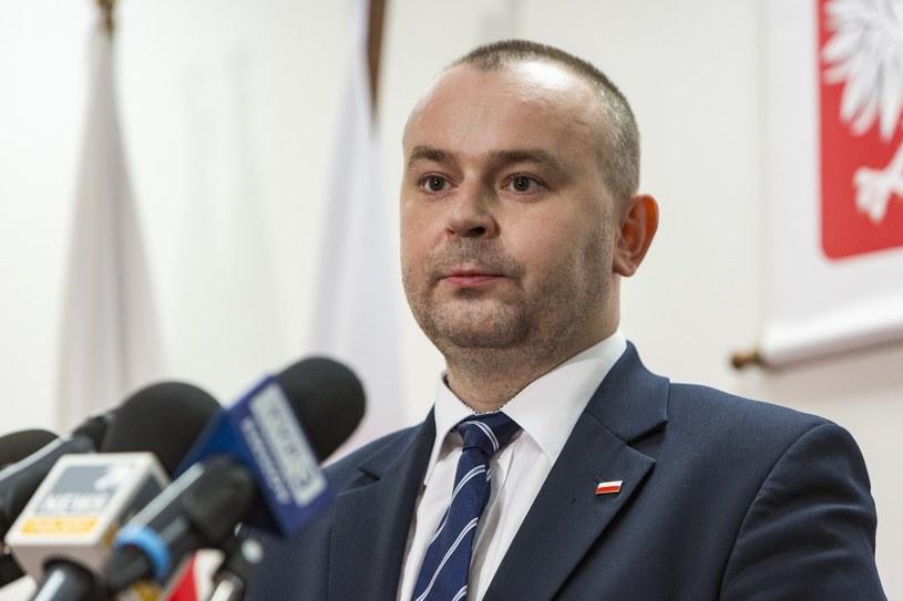 Paweł Mucha /Grzegorz Bukala/REPORTER /Reporter