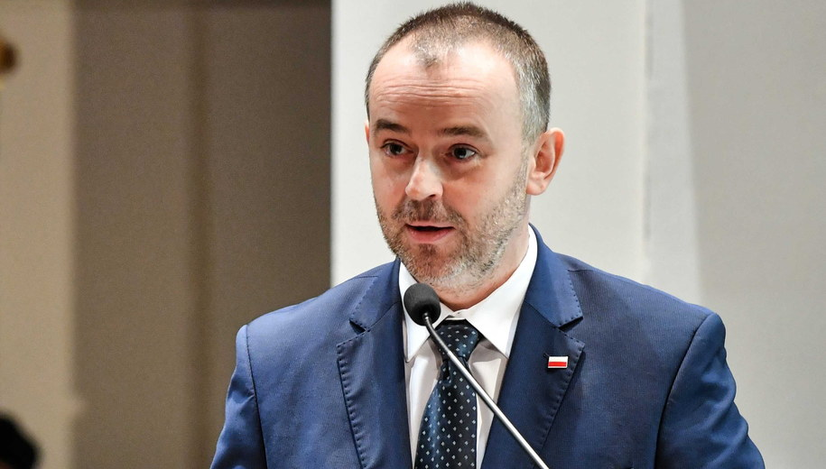 Paweł Mucha /Wojtek Jargiło /PAP