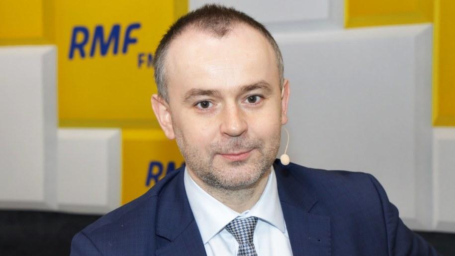 Paweł Mucha /Michał Dukaczewski /Archiwum RMF FM