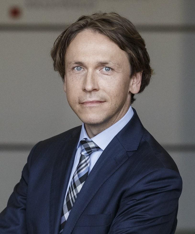 Paweł Nierada, wiceprezes BGK / Źródło: BGK /&nbsp