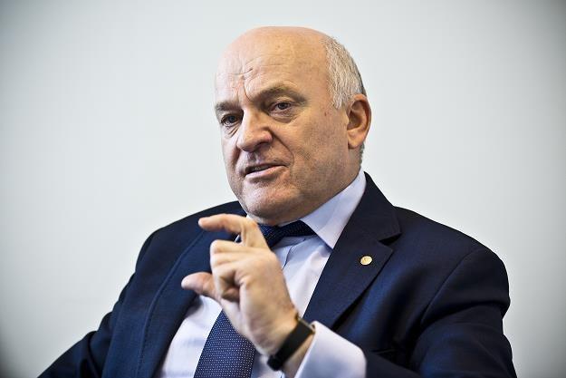 Paweł Olechnowicz, b. prezes Lotosu. Fot. Wojtek Górski /FORUM