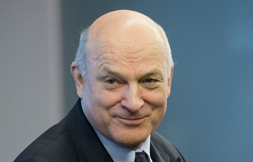 Paweł Olechnowicz, b. prezes Lotosu /Adam Jagielak /Getty Images