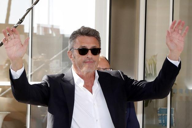 Paweł Pawlikowski w Cannes /GUILLAUME HORCAJUELO  /PAP/EPA