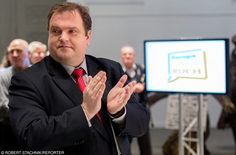 Paweł Piskorski /Robert Stachnik /Reporter