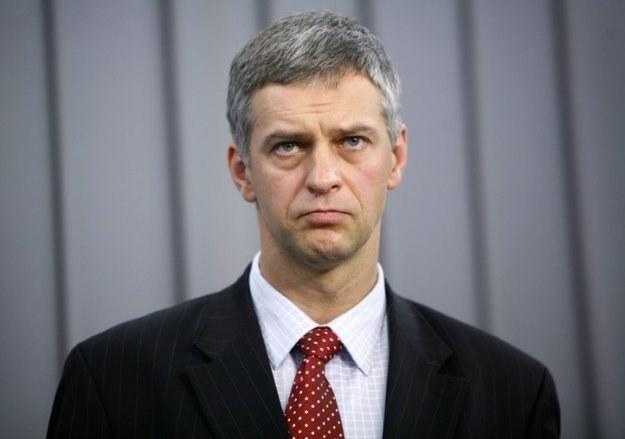 Paweł Poncyljusz / fot. A. Stawiński /Reporter