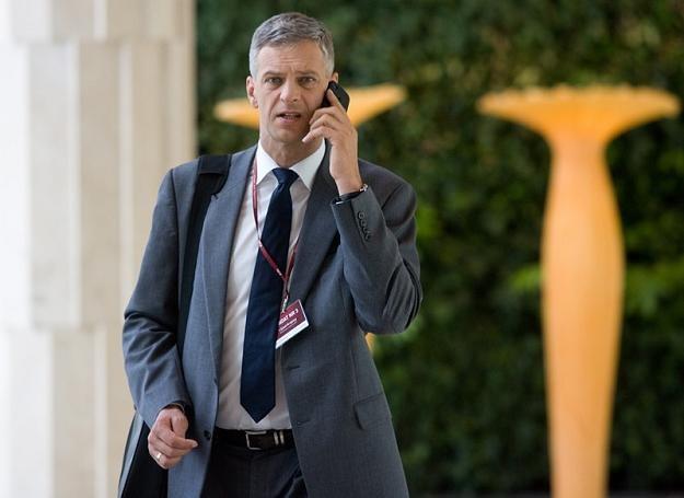 Pawel Poncyljusz, poseł PJN. Fot. Michal Dyjuk /Reporter