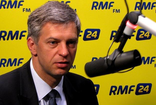 Paweł Poncyljusz /RMF