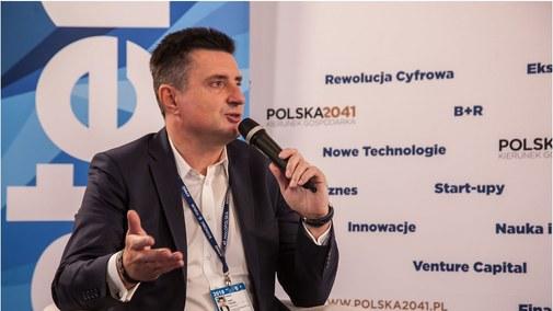 Paweł Poszytek, dyrektor generalny Fundacji Rozwoju Systemu Edukacji