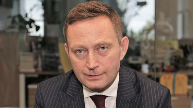 Paweł Rabiej stracił pracę ze względu na wzięcie urlopu bez wiedzy Rafała Trzaskowskiego /Kuba Rutka /RMF FM
