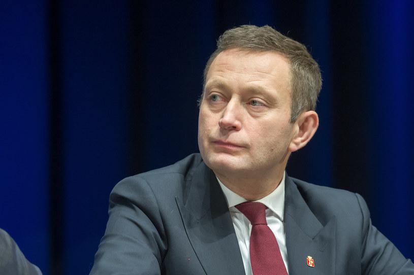 Paweł Rabiej /Wojciech Strozyk/ /Reporter