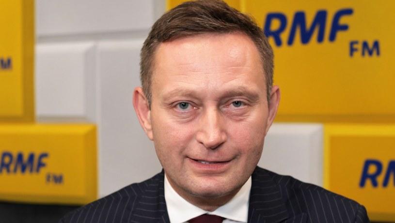 Paweł Rabiej /Jakub Rutka /RMF FM