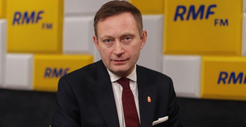 Paweł Rabiej /Karolina Bereza /RMF FM