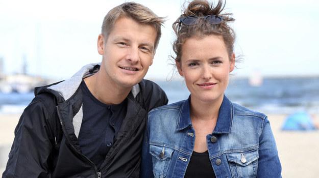Paweł ruszy za żoną i na nadmorskiej plaży wyjaśnią sobie wszystkie nieporozumienia. /Agencja W. Impact