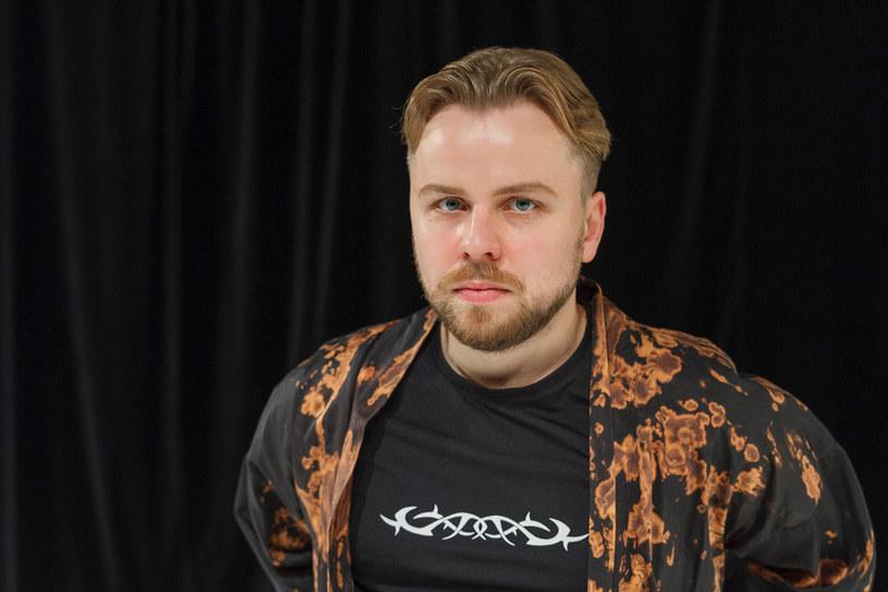Paweł Sakowicz, choreograf i tancerz, fot. Maciej Zaniewski /materiały prasowe