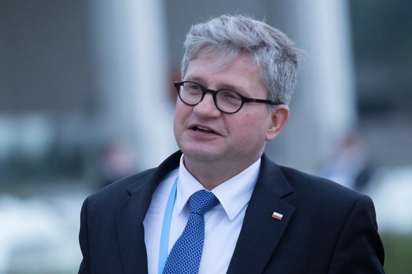 Paweł Soloch, szef Biura Bezpieczeństwa Narodowego /Krzysztof Kaniewski /Reporter