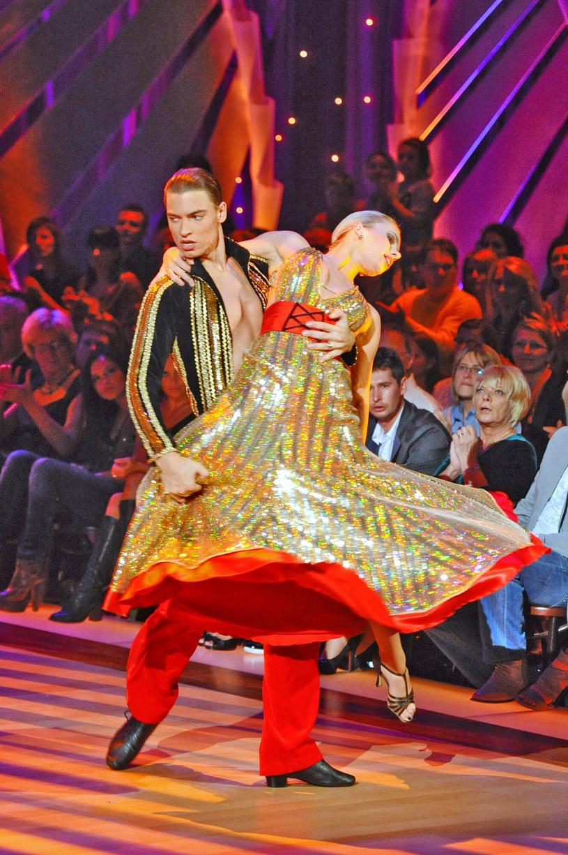 Paweł Staliński i Izabela Janachowska /VIPHOTO /East News
