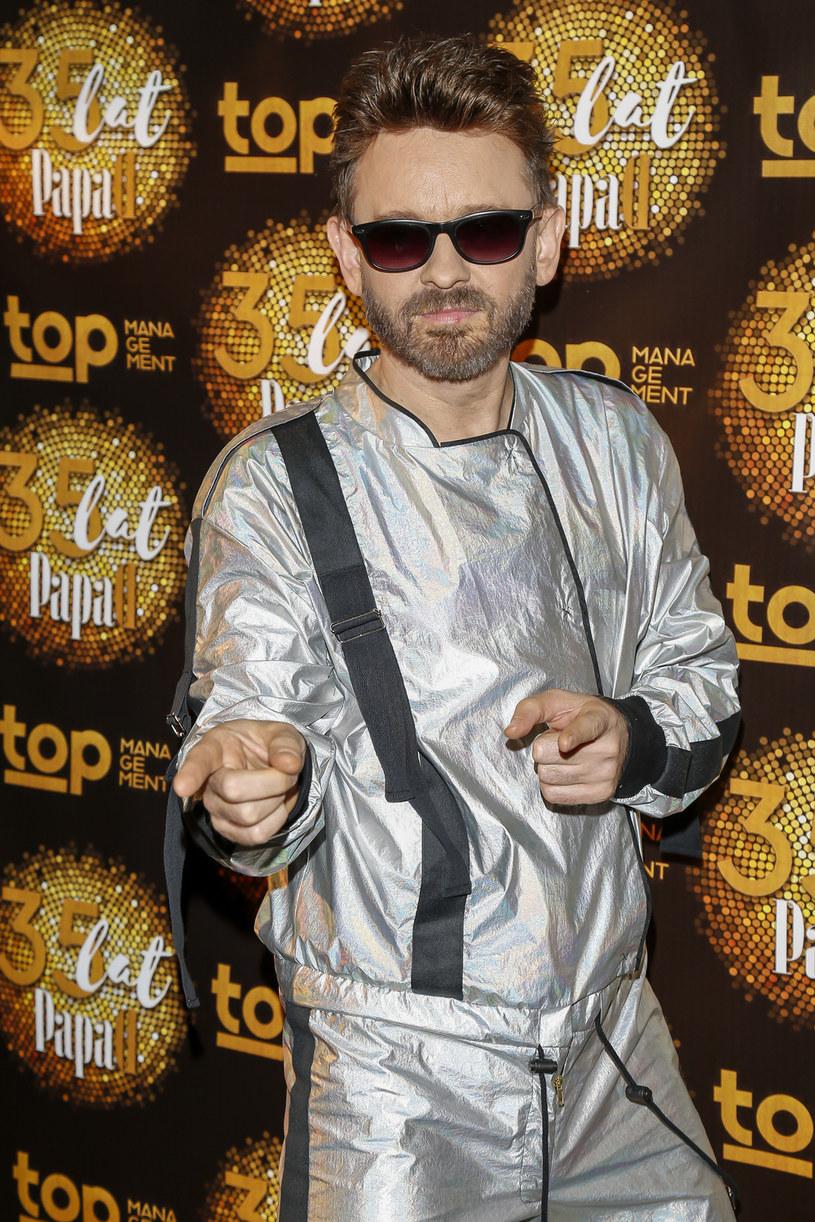 Paweł Stasiak na 35-leciu Papa Dance /AKPA