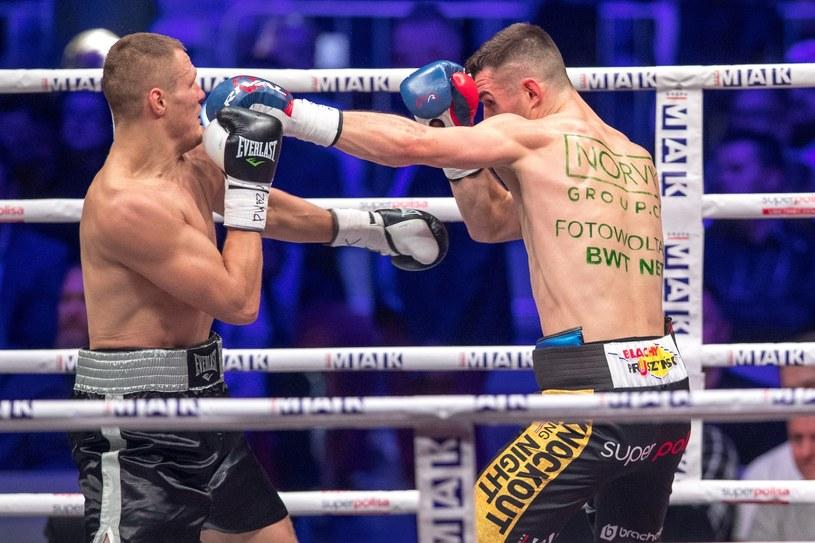 Paweł Stępień (z prawej) /fot. Andrzej Iwanczuk/REPORTER /East News
