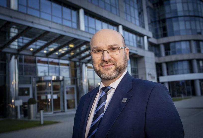 Paweł Strączyński, prezes Taurona. Fot. inf. pras. /