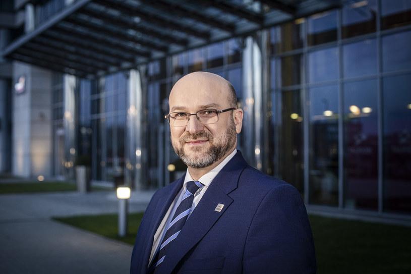 Paweł Strączyński, wiceprezes Banku Pekao /Informacja prasowa