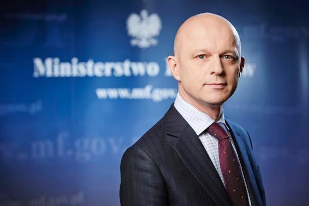 Paweł Szałamacha, b. minister finansów RP /Informacja prasowa