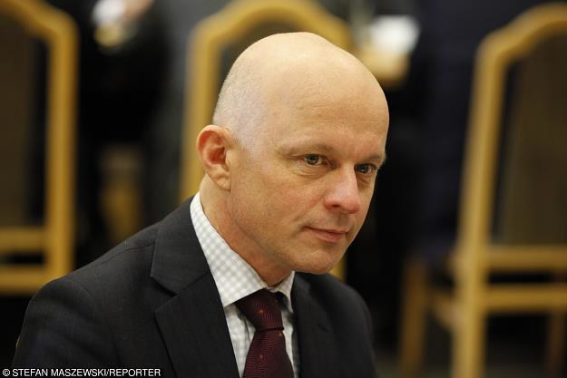 Paweł Szałamacha /fot. Stefan Maszewski /Reporter
