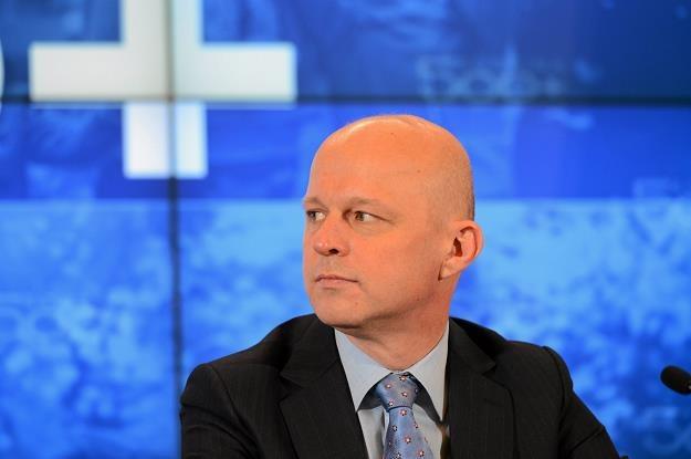 Paweł Szałamacha, minister finansów. Fot. Franciszek Mazur /AGENCJA GAZETA