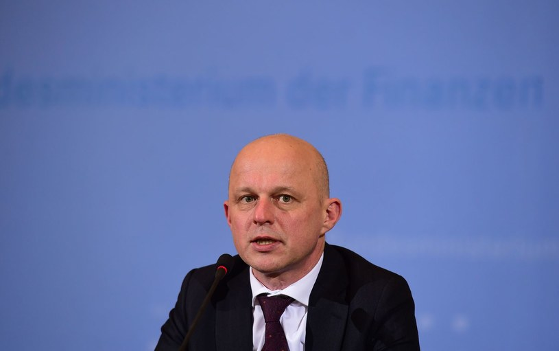 Paweł Szałamacha, minister finansów /AFP