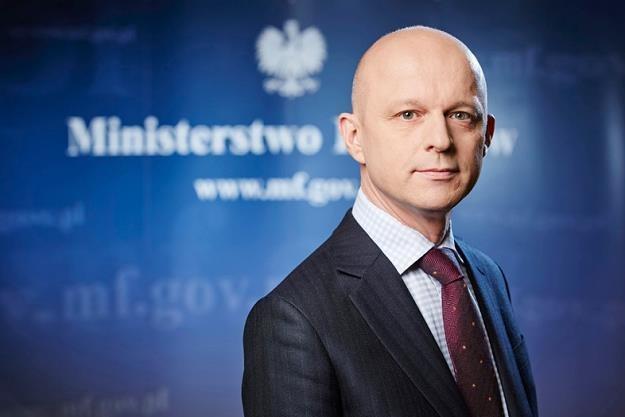 Paweł Szałamacha, minister finansów /Informacja prasowa