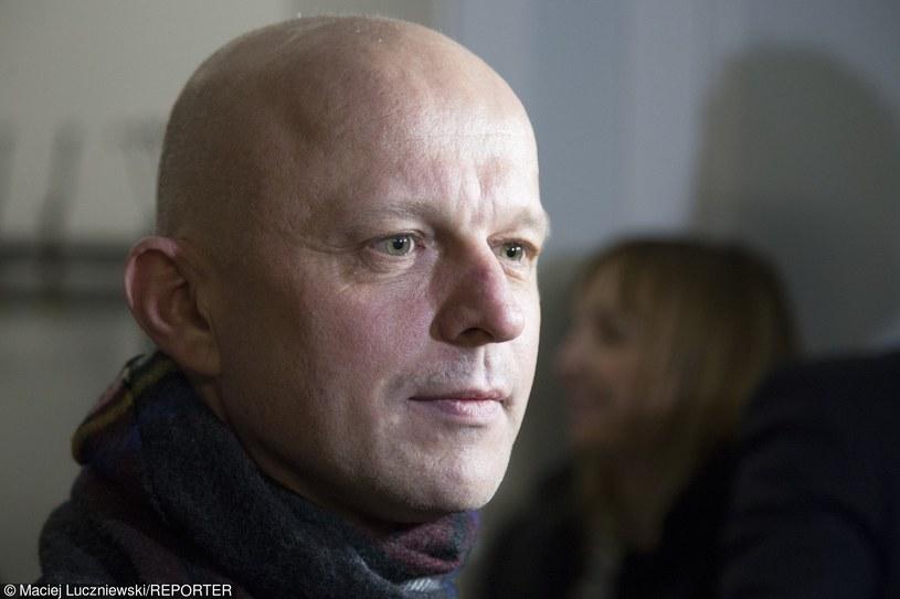 Paweł Szałamacha /Maciej Luczniewski/REPORTER /East News