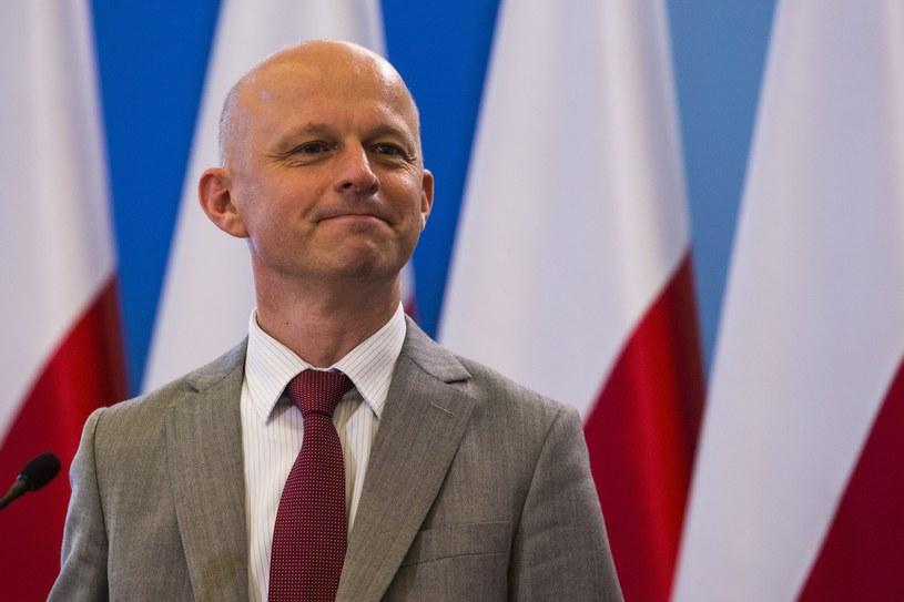 Paweł Szałamacha /Andrzej Hulimka  /Reporter