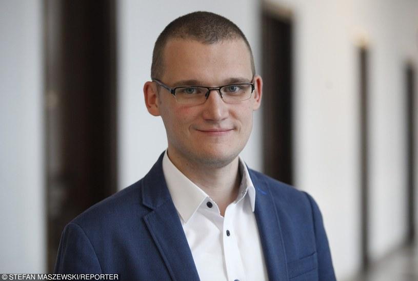 Paweł Szefernaker /Stefan Maszewski /Reporter