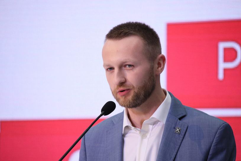 Paweł Szramka: Nie po to poszedłem do polityki, żeby mieć opinię jak Adam Andruszkiewicz /Piotr Molecki /East News