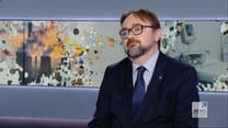 """Paweł Szrot w """"Graffiti"""": Nie ma potrzeby, by prezydent spotkał się z Cichanouską"""