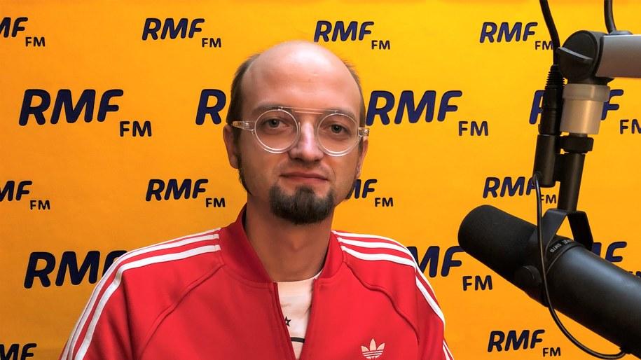 Paweł Szypulski /Kuba Kaługa /RMF FM