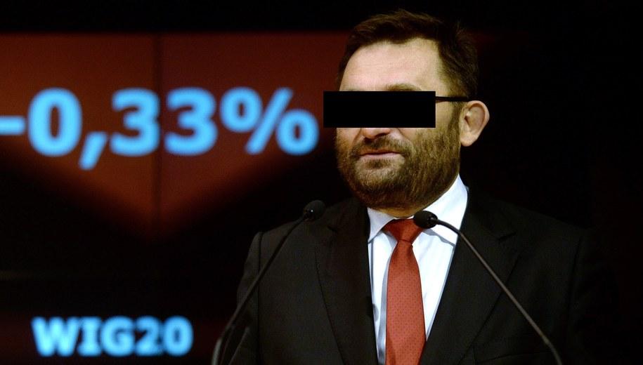 Paweł T. jest także byłym szefem warszawskiej giełdy /Bartłomiej  Zborowski /PAP