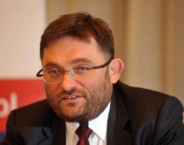 Paweł Tamborski. Fot Lech Gawuc /Reporter