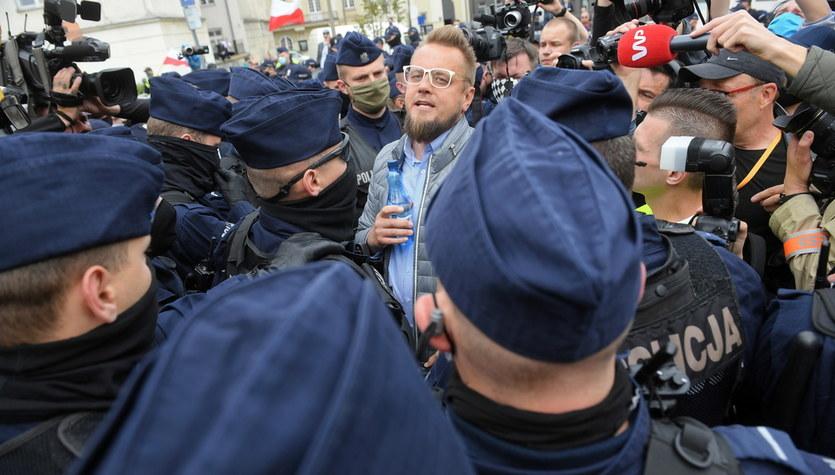 Paweł Tanajno: Sąd wybrał najgorszą opcję. Prokuratura zostanie zalana setkami spraw