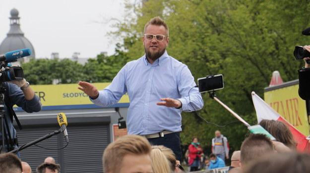 Paweł Tanajno /Jakub Rutka /RMF FM