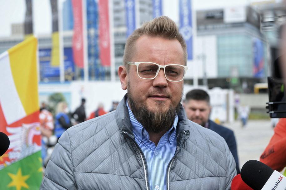 Paweł Tanajno / Radek Pietruszka   /PAP